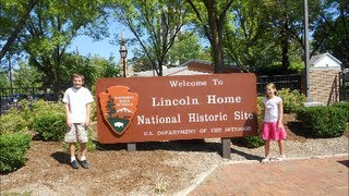 Abraham Lincoln Home and Burial Site, Springfield, Illinois