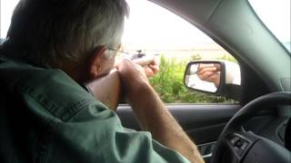 Arkansas Rice Farmer Shoots At Birds