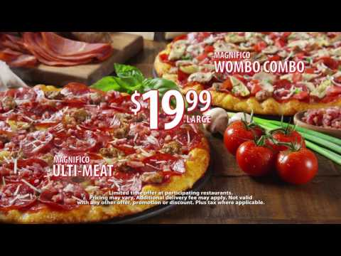 Round Table Pizza Newberg.Round Table Magnifico Deoverslag