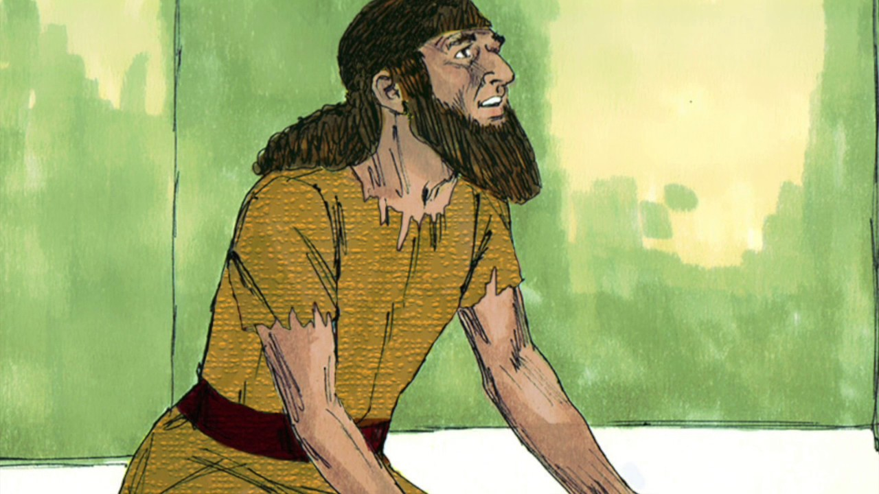 childrens bible story devotion hezekiah and the assyrian