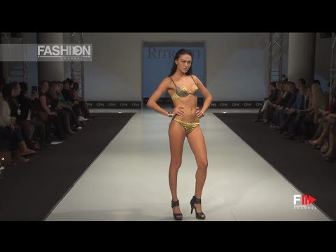 """""""GRAND DEFILE LINGERIE Magazine"""" at CPM Moscow AW 2014 2015 by Fashion Channel"""
