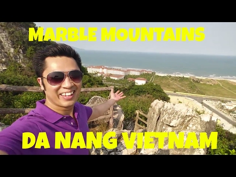 MARBLE MOUNTAINS DA NANG VIETNAM
