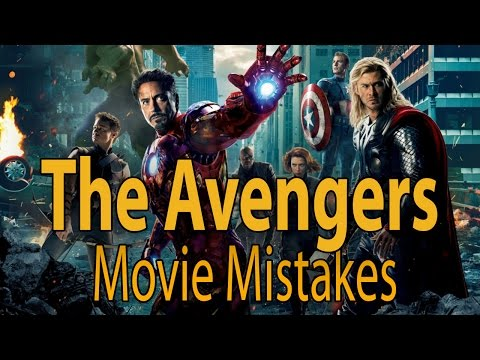 The Biggest Fails and Mistakes in Avengers 2012 by Movie Mistakes