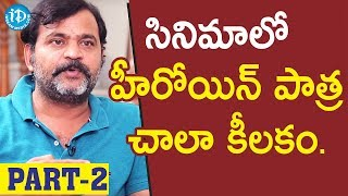 Actor/Director Prabhakar Exclusive Interview - Part#2 || Talking Movies With iDream