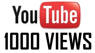 Video HOW TO GET A FREE 1000 YOUTUBE VIEWS - *WORKING NOW* download MP3, 3GP, MP4, WEBM, AVI, FLV Oktober 2018