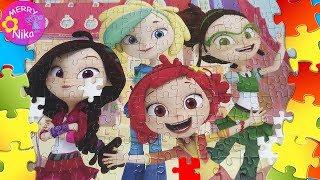 СКАЗОЧНЫЙ ПАТРУЛЬ. Пазлы для детей | Merry Nika