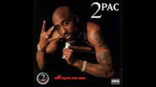 2pac can t c me prod by dr dre
