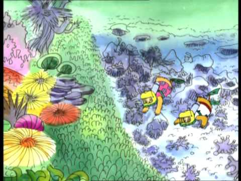 Miss Mallard nyomoz-A víz alatti szörny