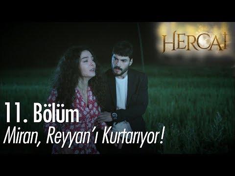 Miran, Reyyan'ı kurtarıyor! - Hercai 11. Bölüm