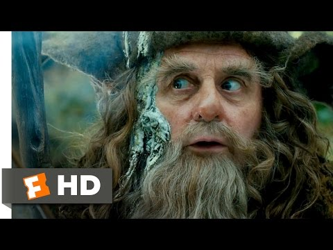 The Hobbit: An Unexpected Journey - The Necromancer Has Come Scene (6/10)   Movieclips