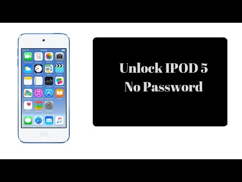 How To Unlock Ipod Without Word