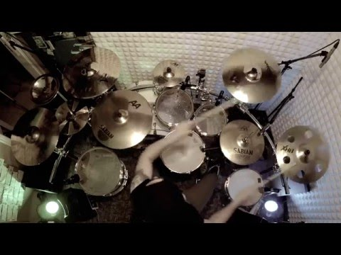 ZEDD (feat. Aloe Blacc) - Candyman - Ben Juelg - drumcover