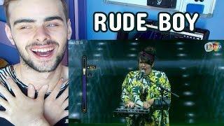 FIRST AUDITION | NETTA - RUDE BOY |REACTION|