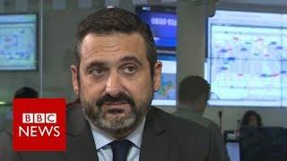 BA boss 'won't resign' over flight chaos - BBC News