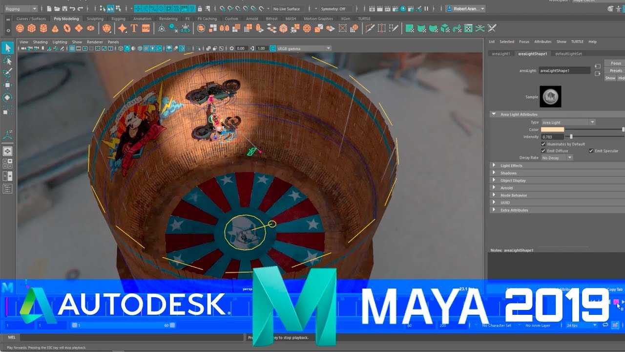 Autodesk Maya 2019 Free Download