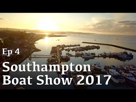 Ep 4 Southampton Boat Show 2017 - Sailing SV Compromise