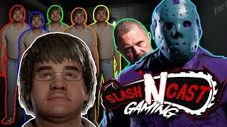 Road to 15k subs!! | all lachappa challenge! | friday the 13th: the game (pc) | slash 'n cast