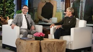Christian Slater Talks 'Mr. Robot' and Co-Hosting with Kelly Ripa