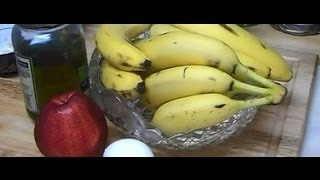 """Anti Aging Tips & How to Make Natural Egg Yolk Banana Homemade Face Mask For Dry Mature Face Skin"" Thumbnail"