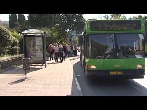 Брошенный транспорт в Сочи