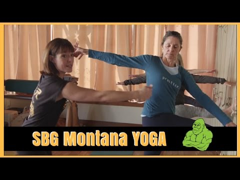 SBG MMONTANA Yoga Programs
