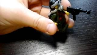 Лего сталкер кастомные минифигурки.