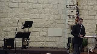 Boker Shabbat - Saturday Morning Worship Service - 12/26/2020 - Do you hear what I hear