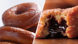 Delicious Recipes For Donut Lovers  Tasty