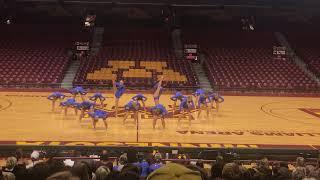 DanceFullOutMN - University of St Thomas Dance Team Jazz 2018