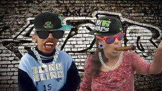"Ciga peva (Foku Me) - ""Wiggle"" feat.Tukabel (Official HD Music Video)"