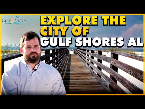 Explore the City of Gulf Shores AL