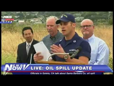 FNN: Santa Barbara County Oil Spill Update