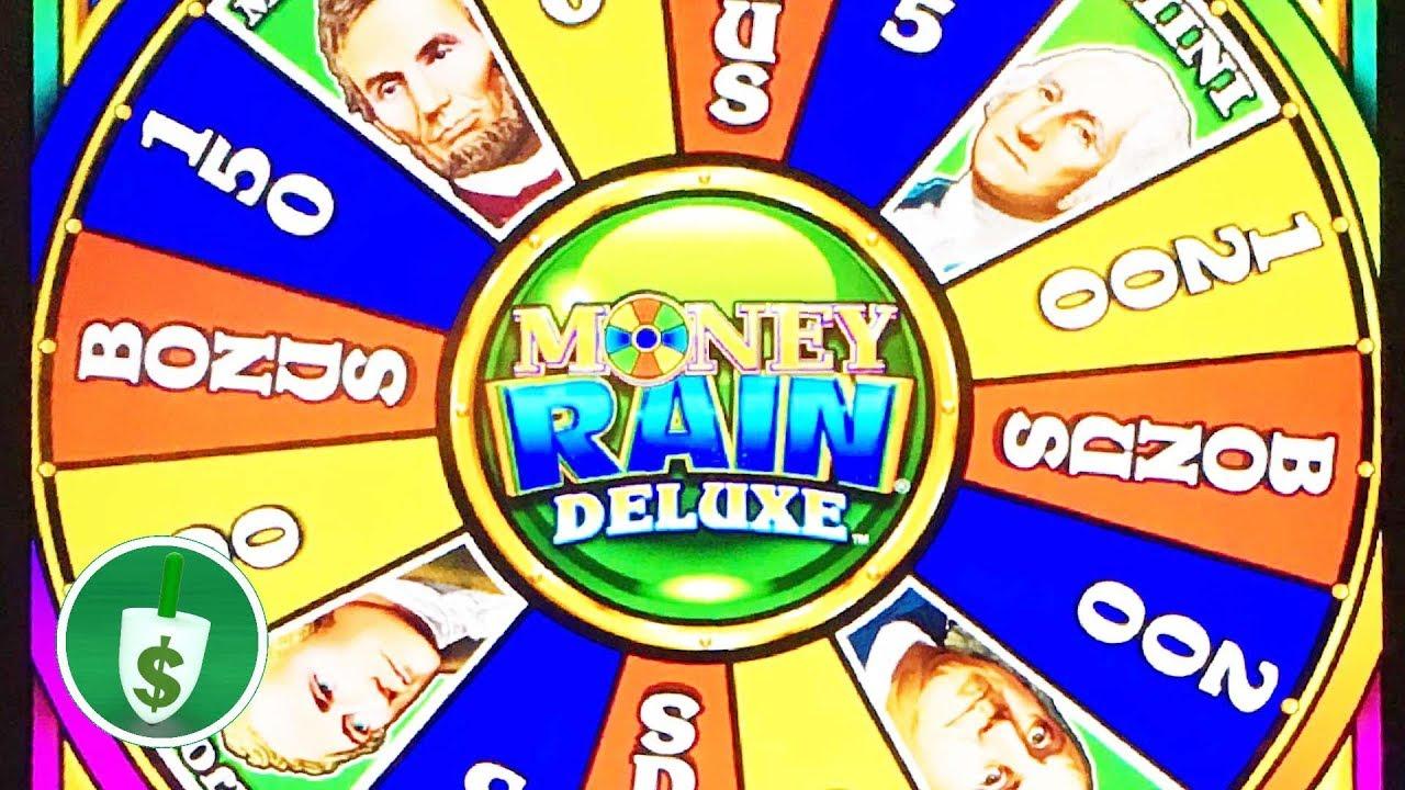 Money Rain Deluxe Slot Machine