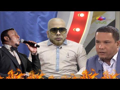Héctor Acosta Mardice a Anthony Santos Por No Dejar Que Ala Jaza Cantara en Latin Music Tour