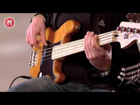 Squier Vintage Modified Precision Bass im Test