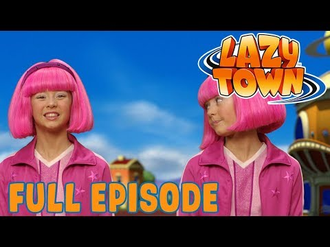 Lazy Town | Who's Who? | Full Episode