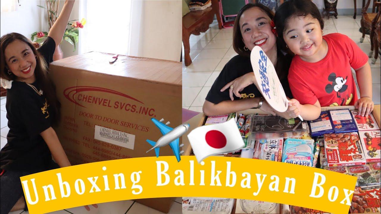 UNBOXING OUR BALIKBAYAN BOX FROM JAPAN (NAG AAGAWAN SA DAMI!)
