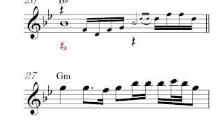 高画質音質、 明日のヒットメロディーの、17年8月号より、カラオケの音...