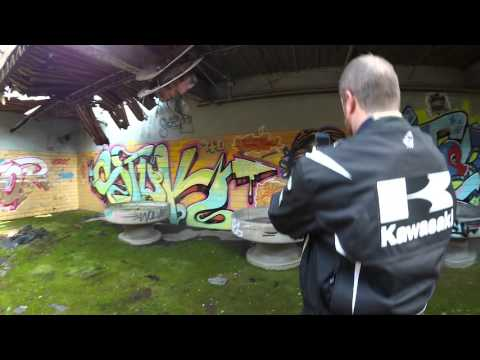Urban Exploring Ride 4K - Gary Screw & Bolt | Atlas Universal Portland Cement Company