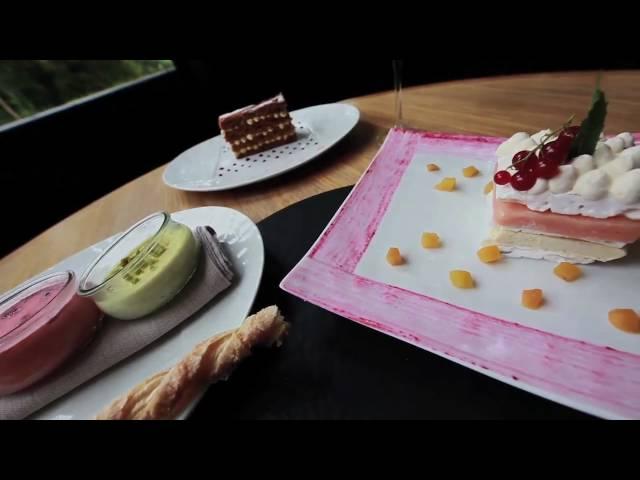 Le Jardin Restaurant // Les Crayeres (Reims, France)