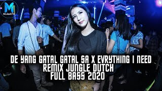 Download lagu DJ JUNGLE DUTCH TERBARU FULL BASS 2020 [ McJackTM ]