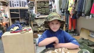 Детские размеры военной одежды. Часть 2