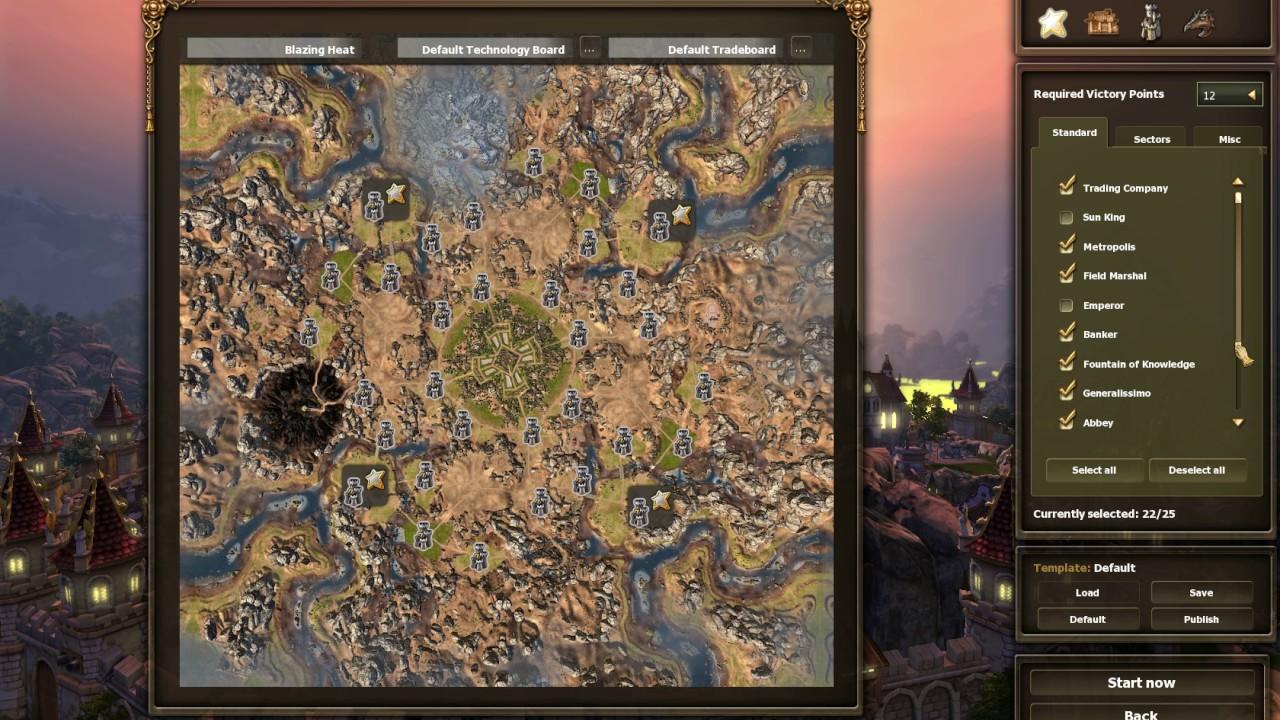 How to Create Custom Maps - Settlers 7 Settlers Maps on