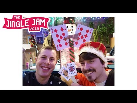Yogscast Poker Tournament Stream But Only The Funny Bits - Jingle Jam 2019