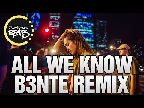 The Chainsmokers - All We Know (B3nte Remix)