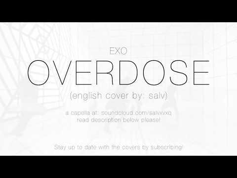 EXO 엑소 _OVERDOSE [ ENGLISH COVER ] #salv