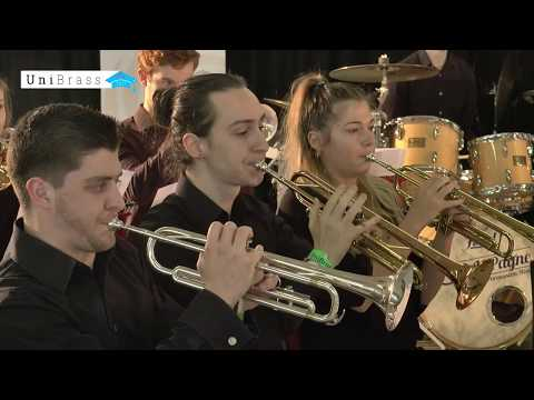 UniBrass Shield 2017: Nottingham Trent University Brass Band