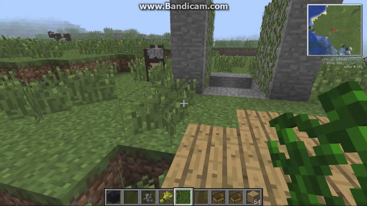Minecraft хардкорный 4