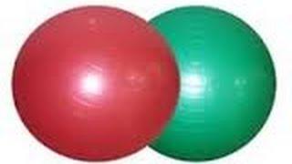 Универсальная тренировка №1 (с малым фитнес мячом)
