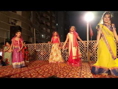 Dance on Kanha Bansi Bajaye, choreographed by Divya Gupta
